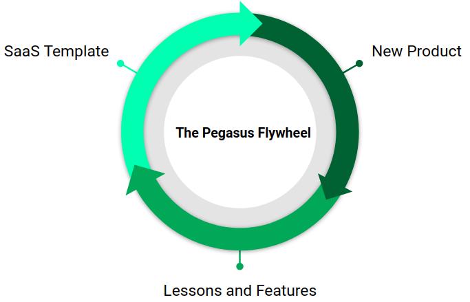 The Pegasus Flywheel